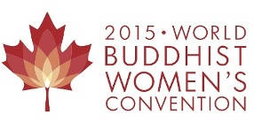 Logo for 2015 World Buddhist Women's Convention